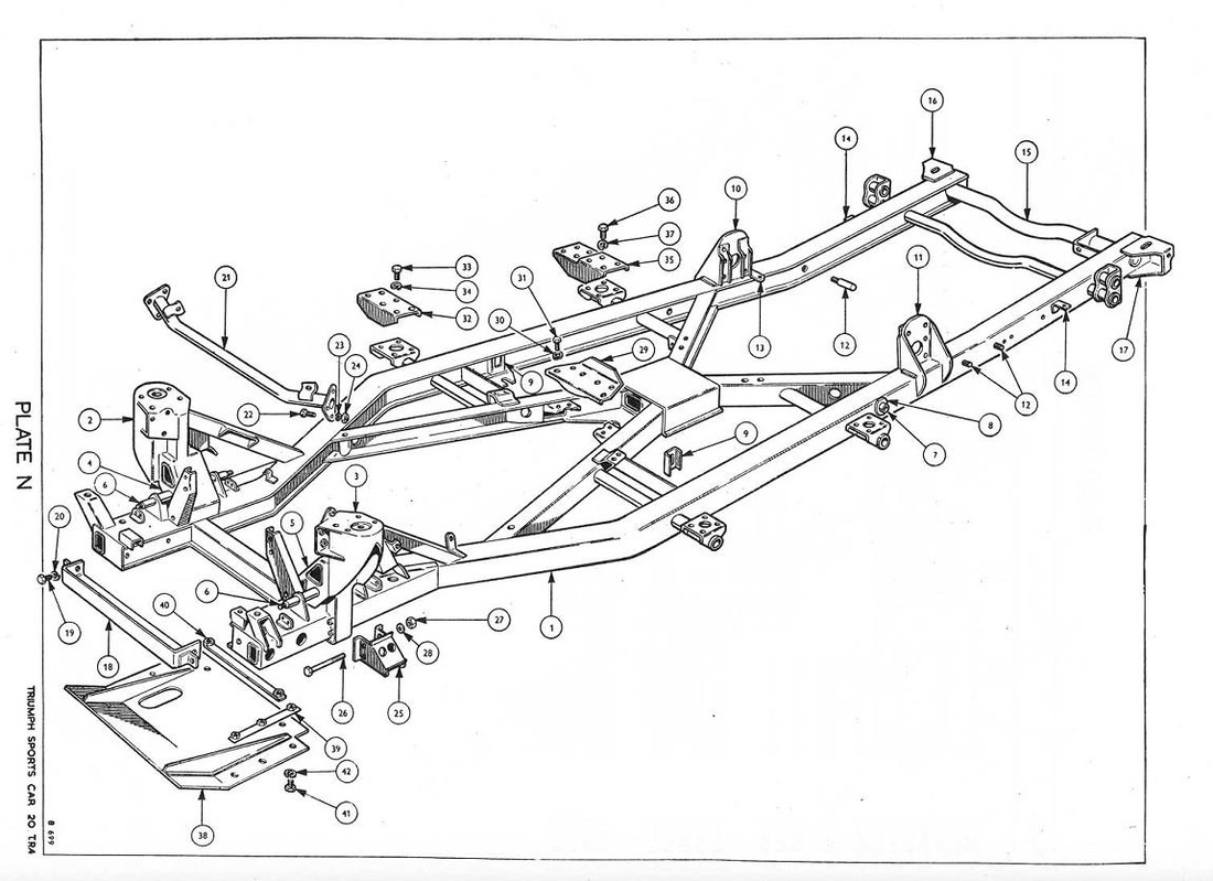 triumph tr3 wiring diagram curtis snow plow 3000 engine imageresizertool com