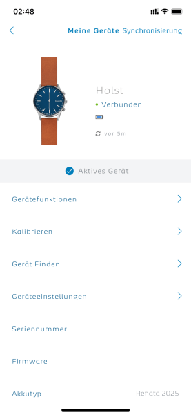 Skagen Connected Holst Smartwach Hybrid