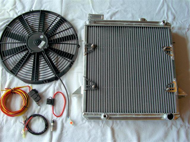 Electric Radiator Fan Wiring Diagram Aluminum Radiator