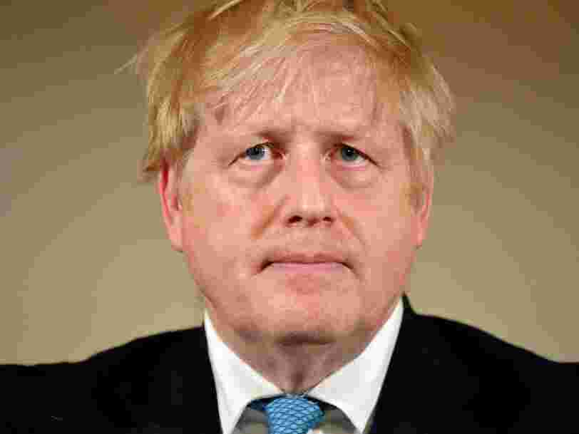 Recherche  International  Soumettre vote recherche  Boris Johnson's government is furious with China and believes it could have 40 times the number of coronavirus cases it says
