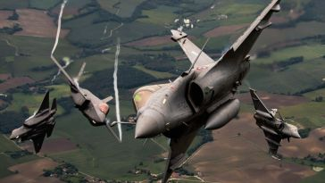 Les 10 plus gros clients de l'armement français depuis dix ans