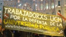 Manifestaciones Madrid