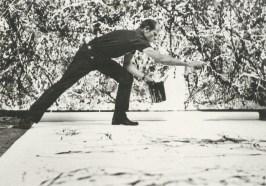 Pollock en acción