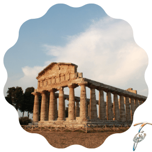 Templos Paestum