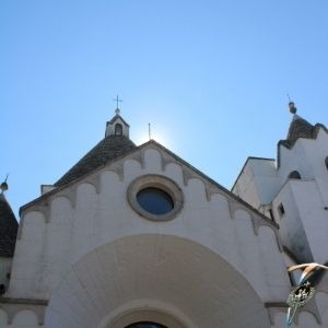 Alberobello-iglesia