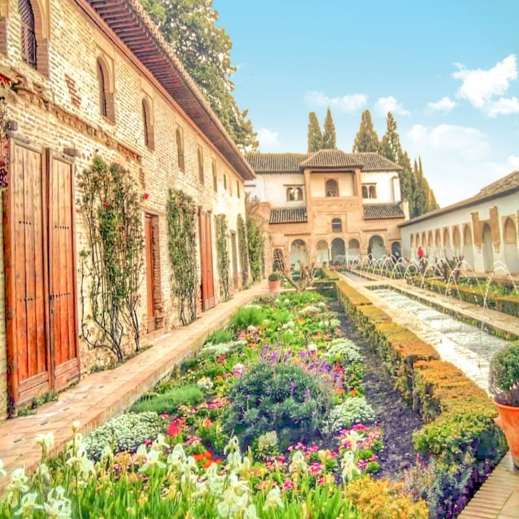 Granada lugares para visitar: La Alhambra