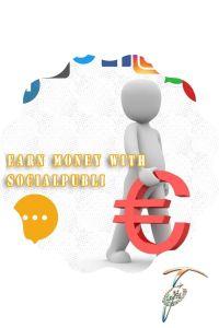 earn money with socialpubli