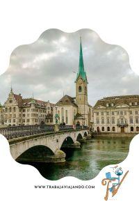 vivir en Zúrich