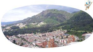 Living in Bogota