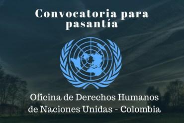 pasantia derechos humanos