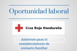vacantes Cruz Roja