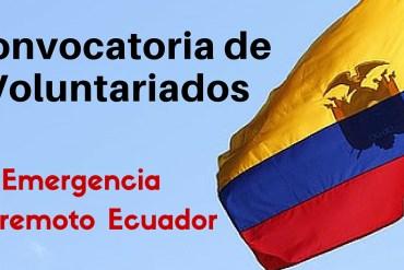 Voluntariados Ecuador