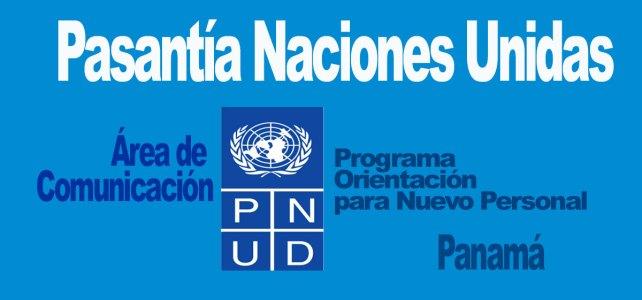 Convocatoria pasante en Comunicación – Hub Regional del PNUD