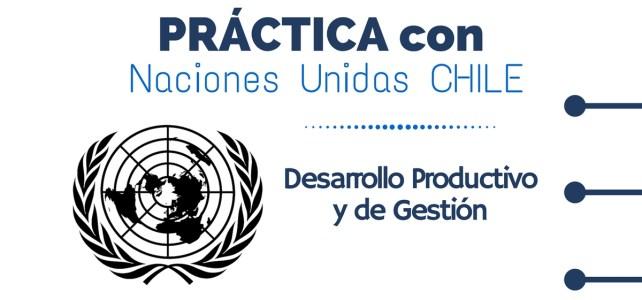 Práctica laboral con las Naciones Unidas en Chile – CEPAL