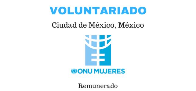 Voluntariado en ONU Mujeres México