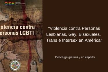 VIOLENCIA LGBTI