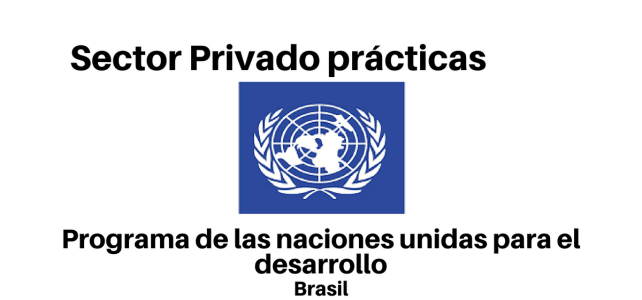 Vacante Sector Privado prácticas