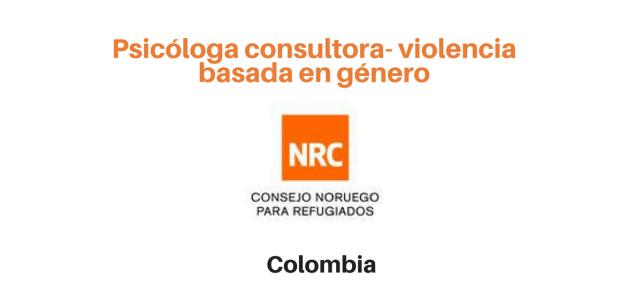Consultoría en Psicología & violencia basada en género