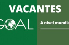 Vacantes laborales con la organización mundial GOAL