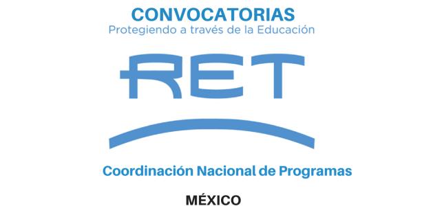 Convocatoria Coordinación Nacional de Programas – RET Internacional