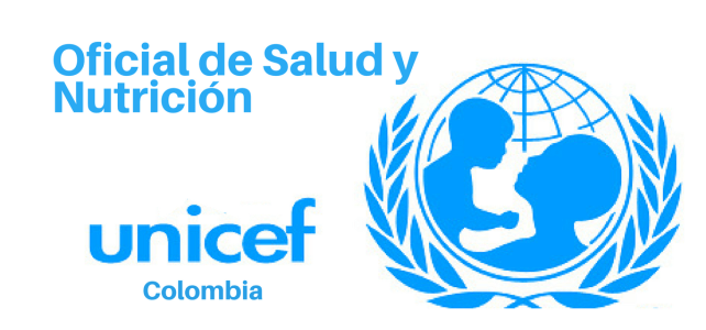 Vacante Oficial de Salud y Nutrición con UNICEF