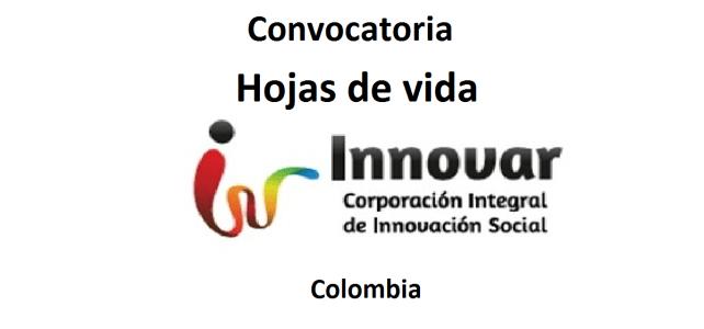 Convocatorias Corporación Integral de Innovación Social INNOVAR