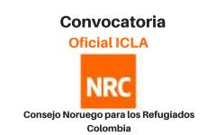 Vacante Oficial ICLA con el Consejo Noruego para los Refugiados NRC