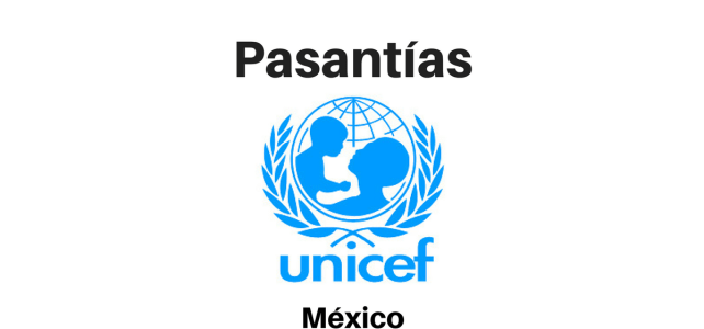 "Pasantía – con UNICEF ""Ayudando a Niños como Yo"""