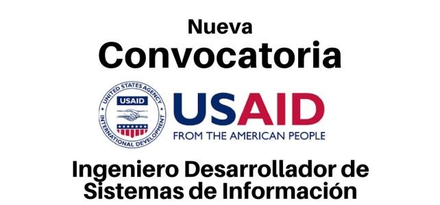 Nueva convocatoria laboral con USAID en Colombia