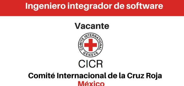 Vacante Ingeniero Integrador de Software con el CICR