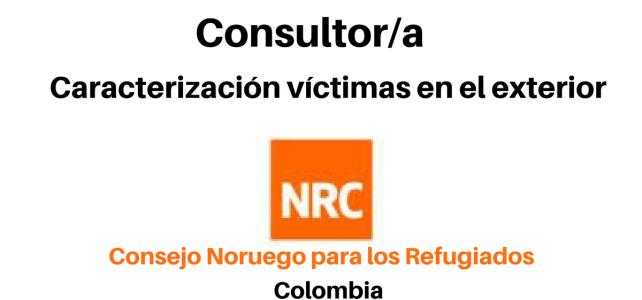 Consultoría Caracterización Víctimas en el Exterior NRC