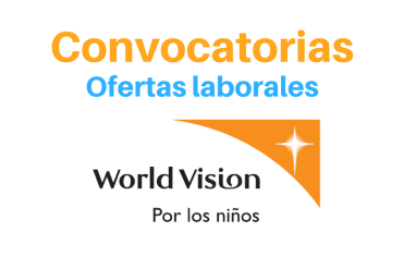 World vision abre convocatorias