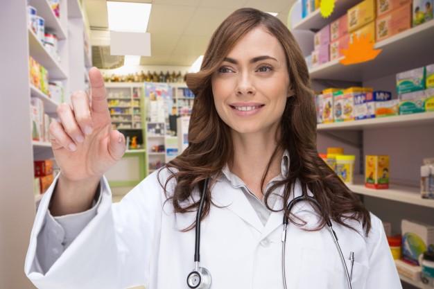 Como logro trabajar en una farmacia