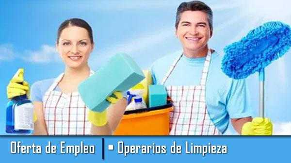 Oferta de empleos servicios domestico