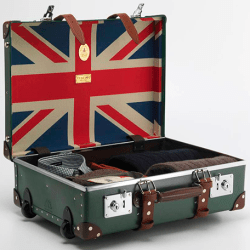 maleta para uk