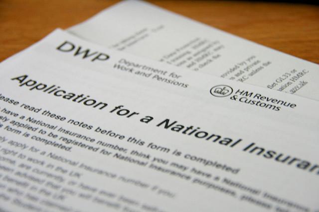 Cómo obtener el National Insurance Number