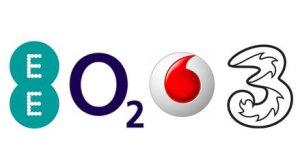 UK 4G Networks