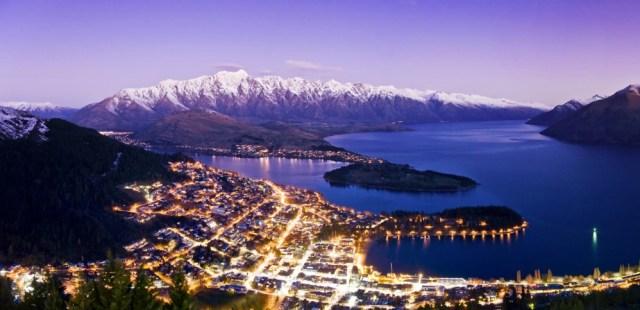 Curso ingles en Nueva Zelanda