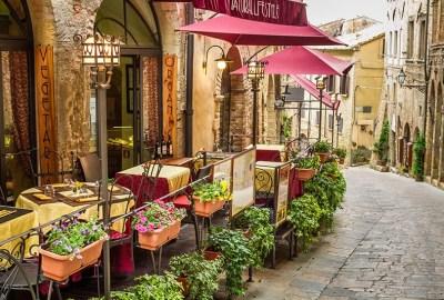 principais cidades da Itália