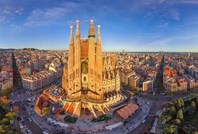 cidades da Catalunha, Espanha
