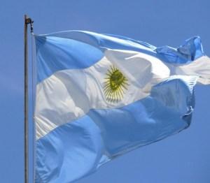 bandeira da Argentina - morar na Argentina