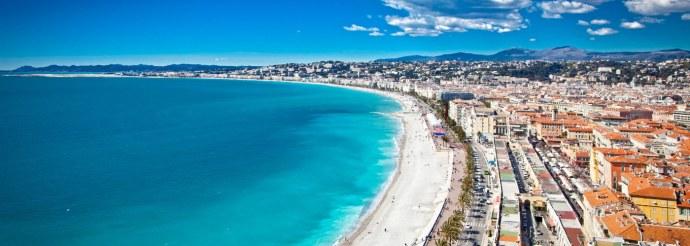 melhores cidades da França nice