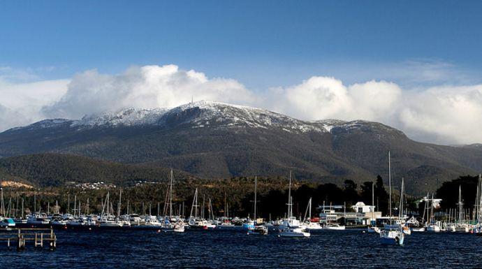 Mount-Wellington