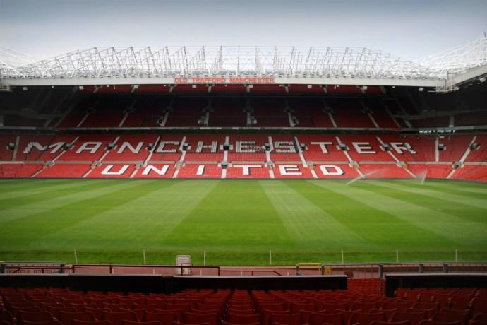 maiores estádios do mundo Old Trafford