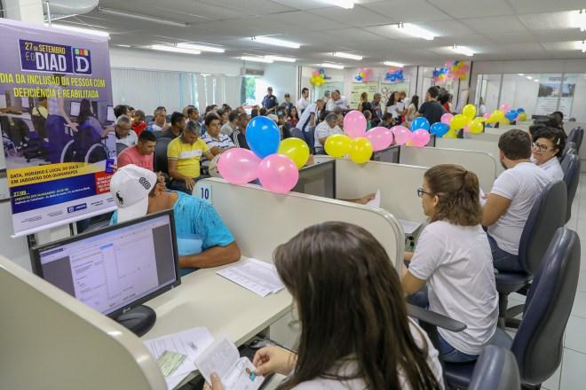 DIA D DA PREFEITURA DO JABOATÃO OFERECE MAIS DE 320 VAGAS PARA PESSOAS COM DEFICIÊNCIA