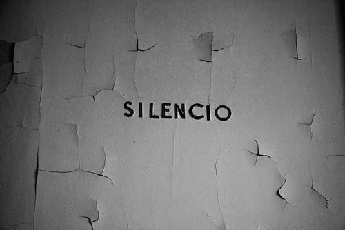 Resultado de imagem para Dia do Silêncio