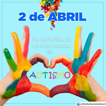 Resultado de imagem para Dia Mundial da Conscientização do Autismo Compartilhar Tweetar