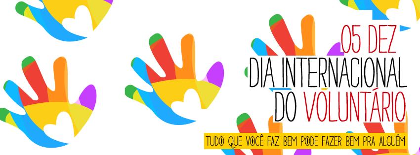 Resultado de imagem para Dia Internacional dos Voluntários para o Desenvolvimento Econômico e Social