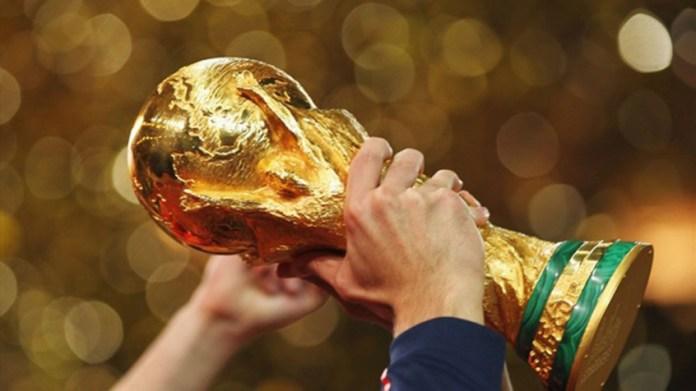 Taça da Copa do Mundo de 2018