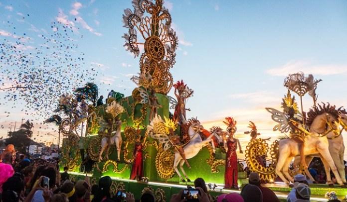 Como é comemorado o carnaval no mundo, blog A Camminare